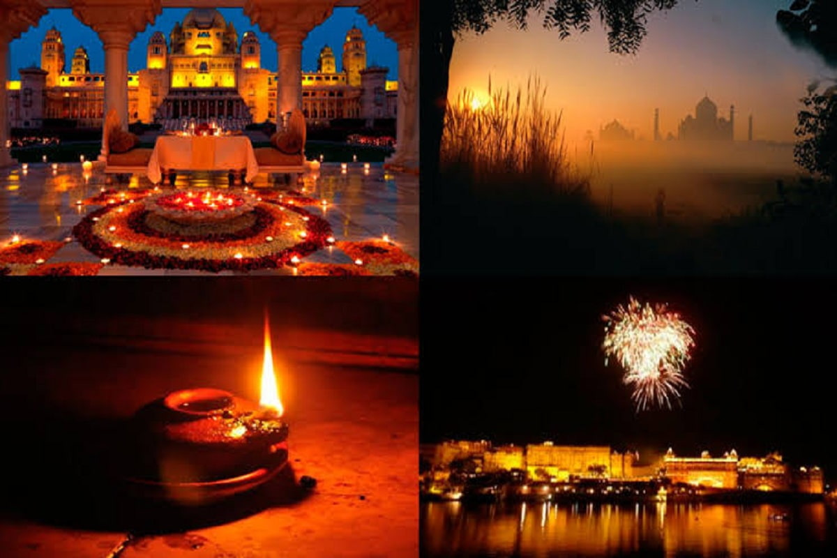 Places to Visit in Diwali in India