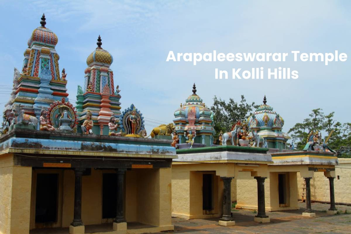 Arapaleeswarar Temple in Kolli Hills