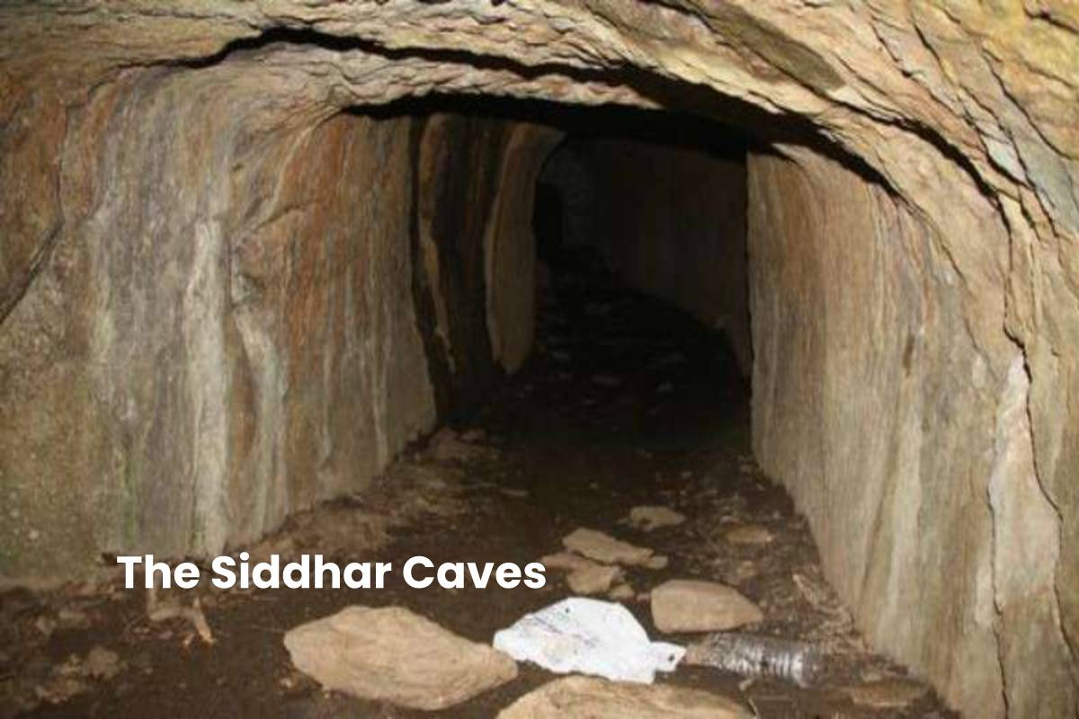 The Siddhar Caves