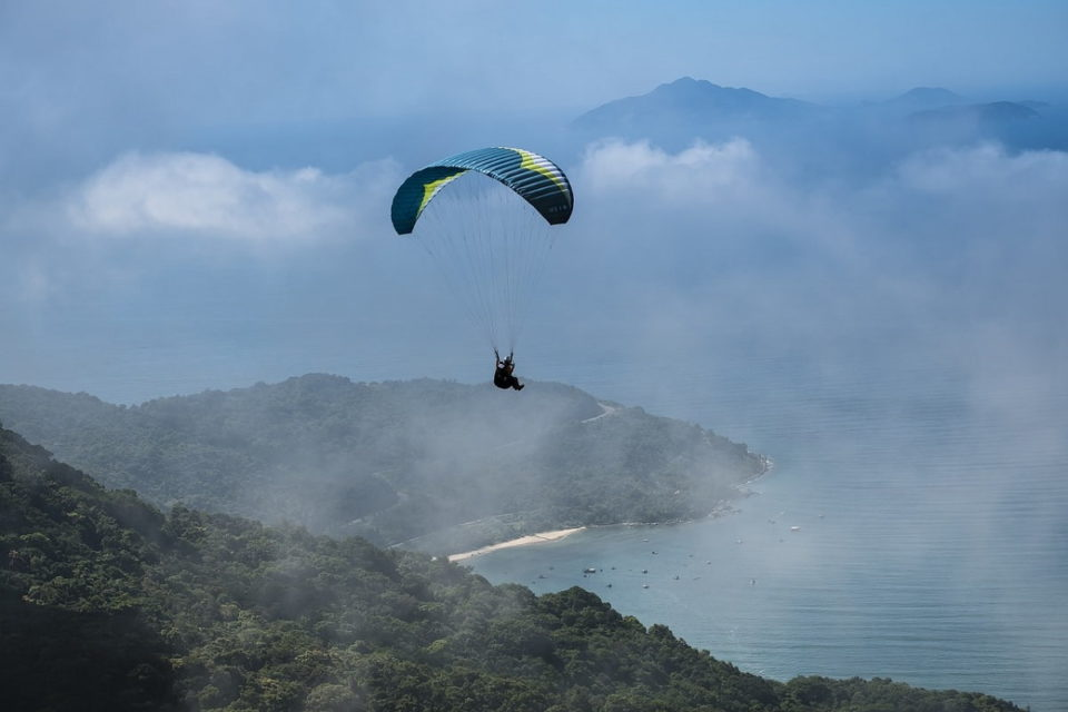 Skydiving In India 2020-Experience The Thrill Flying In The Air