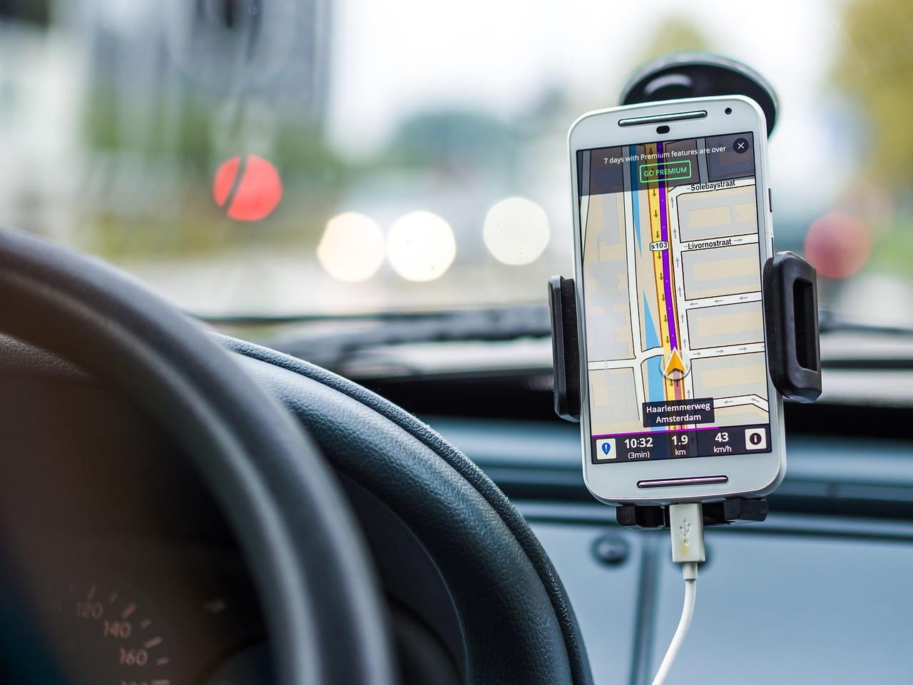 Uber and Grab