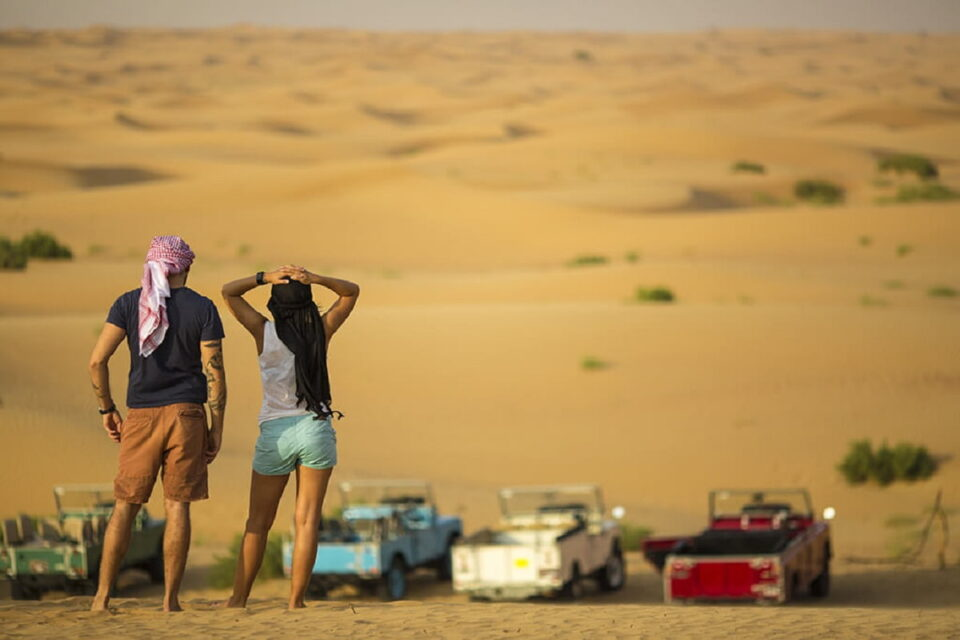 Things To Check In Your Car While Going Desert Safari