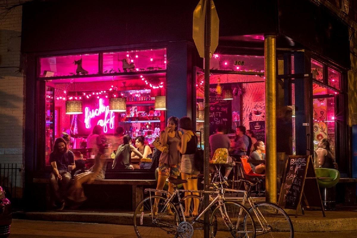 Bushwick Nightlife Hookups