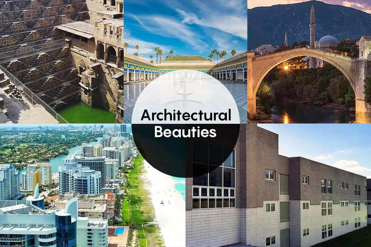 Architectural Beauties