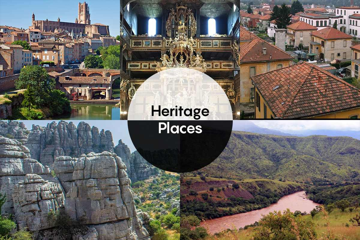 Heritage Places