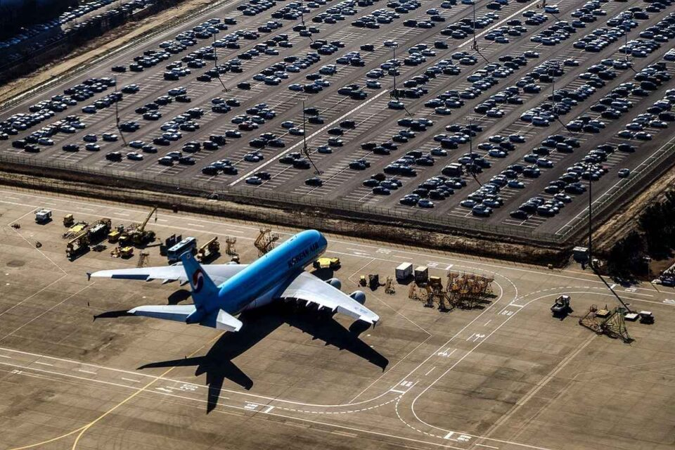 Where To Park At JFK