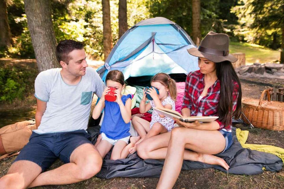 12 Best Family Camping Places in Scottsdale