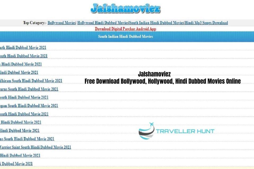 Jalshamoviez - Free Download Bollywood, Hollywood, Hindi Dubbed Movies Online