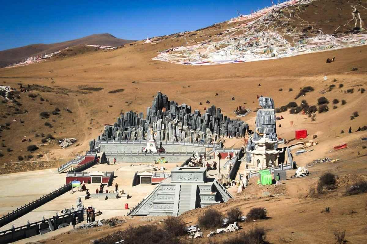 Sky Burials of Tibet and Mongolia