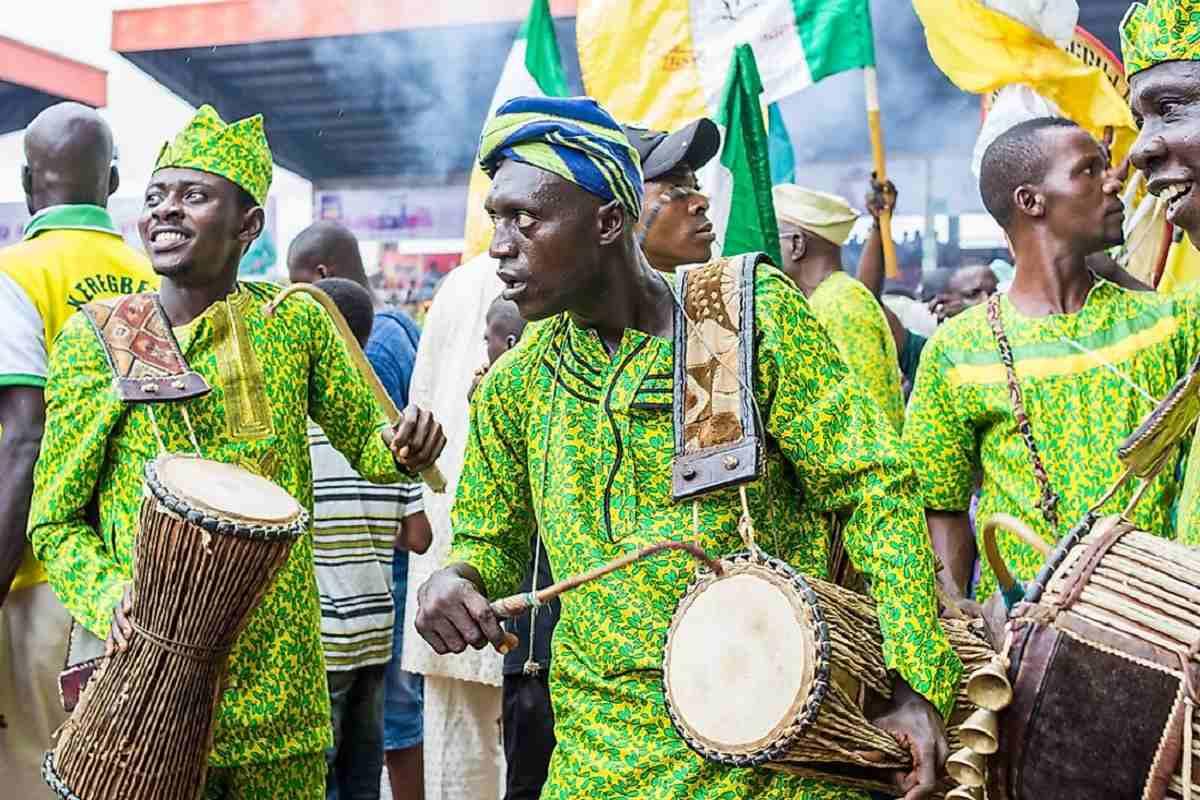 Yoruba tribe of West Africa
