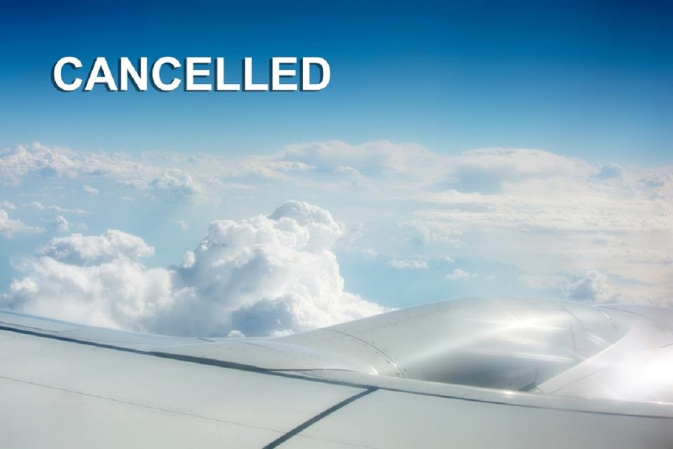 Vacation Cancelled - Here's What to Do Next